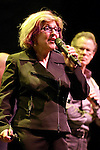 """Ten-time Grammy Award winners The Manhattan Transfer joined with New York Voices and Jon Hendricks for """"Swingin' and Singing for St. Rose,"""" an evening of vocalese to restore the St. Rose High School music department damaged by Hurricane Sandy. The benefit took place in the Count Basie Theatre in Red Bank, NJ."""