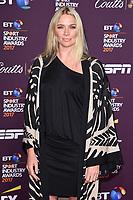 Jodie Kidd<br /> at the BT Sport Industry Awards 2017 at Battersea Evolution, London. <br /> <br /> <br /> ©Ash Knotek  D3259  27/04/2017