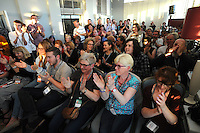 Labour Party Annual Conference<br /> Brighton<br /> 27-30 September<br /> Fringe meeting, 'Austerity and the Alternative: Where next for the left?' organised by CLASS, the Centre for Labour Studies.<br /> Members of the audience respond to speeches from the panel.