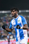 CD Leganes's  Chidozie Awaziem during La Liga match 2019/2020 round 16<br /> December 8, 2019.  <br /> (ALTERPHOTOS/David Jar)