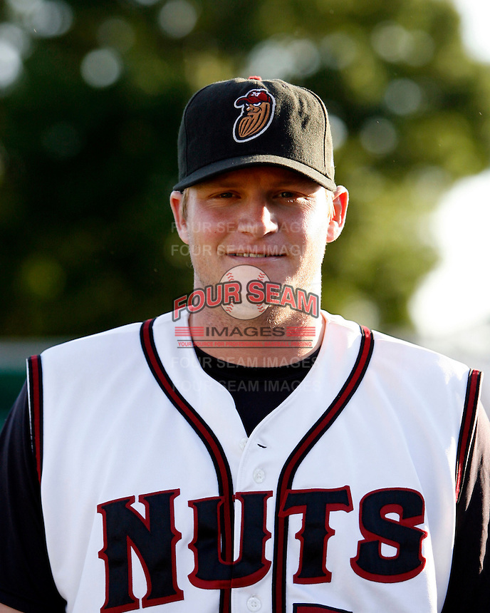 Matthew Reynolds  -  2009 Modesto Nuts .Photo by:  Bill Mitchell/Four Seam Images