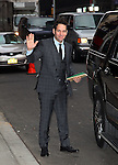 "Celebrities visit ""Late Show with David Letterman"" New York, Ny February 22, 2012"
