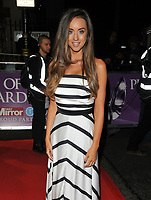 Emily MacDonagh at the Pride of Britain Awards 2017, Grosvenor House Hotel, Park Lane, London, England, UK, on Monday 30 October 2017.<br /> CAP/CAN<br /> &copy;CAN/Capital Pictures /MediaPunch ***NORTH AND SOUTH AMERICAS ONLY***
