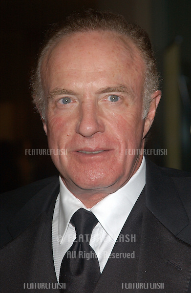 Actor JAMES CAAN at the 18th Annual American Cinematheque Gala honoring Nicole Kidman..November 14, 2003