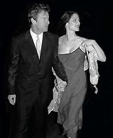 DennisQuaid and #CynthiaGarrett 2002<br /> Photo By John Barrett/PHOTOlink