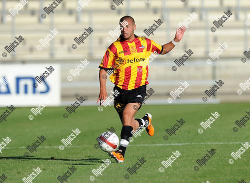2011-07-07 / Voetbal / seizoen 2011-2012 / KV Mechelen / Alessandro Cordaro..Foto: mpics