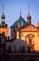 Tschechien, Prag, Salvator-Kirche, Unesco-Weltkulturerbe