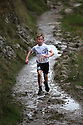 02/11/14<br /> <br /> Junior runners competing in the Dovedale Dash Childrens Race, near Ashbourne, Derbyshire. <br /> <br /> <br /> All Rights Reserved - F Stop Press.  www.fstoppress.com. Tel: +44 (0)1335 300098