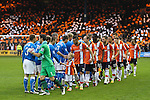 Images from Luton Town FC v Wrexham Blue Square Bet Premier Play Off Semi Final 1st Leg 030512