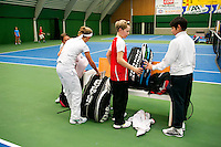 20131201,Netherlands, Almere,  National Tennis Center, Tennis, Winter Youth Circuit, ,   <br /> Photo: Henk Koster