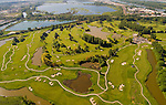 Aerial of Heron Lakes Golf Course Club, Oregon