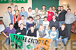 Group Shot- Tralee Celtic division 1 champions and Celcius Cup Winners 2007 including Players and Commitee, at their awards night in Na Gaeil Clubhouse on Sat. 15th.  Kneeling l/r: mark lucy,derek o connor, daire dunne, james o mahony, fiachra dunne, gary moriarty....sitting l/r: junior locke (club man of the year), barry leahy (players player of the year), david moore, fergal moynihan (club player of the year), dermot raggett....standing l/r: senan raggett (chairperson), mary mc guilliguddy (lord mayor), damian locke, paul farmer, eric dennehy, jamie blake, stephan o sullivan, andy harnett, brian donavon, adam moore, daniel o connell, ken robinson (manager)   Copyright Kerry's Eye 2008
