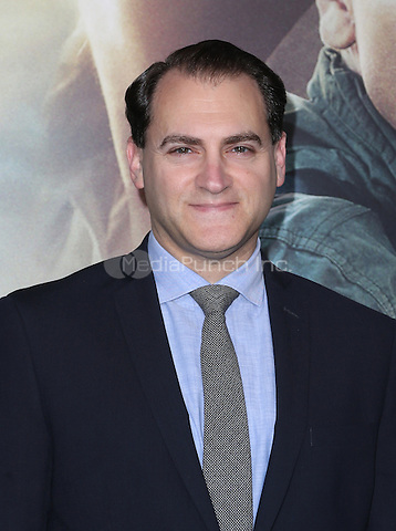 "Westwood, CA - NOVEMBER 06: Michael Stuhlbarg at Premiere Of Paramount Pictures' ""Arrival"" At Regency Village Theatre, California on November 06, 2016. Credit: Faye Sadou/MediaPunch"