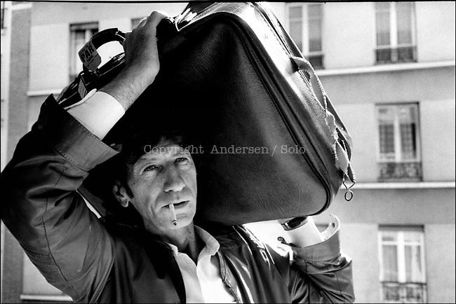 Danilo Kis, Paris 1985.
