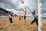St Kilda Festival Beach Netball 2017