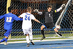 Cranford vs Scotch Plains Soccer 22Oct2016