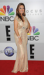 Alex Meneses arriving at the NBCUniversal Golden Globes After Party Red Carpet held at the Beverly Hilton Hotel Los Angeles Ca. January 10, 2016
