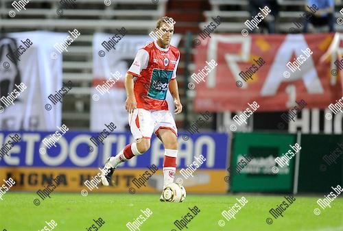 2011-09-10 / Voetbal / seizoen 2011-2012 / R. Antwerp FC / Benjamin Lambot..Foto: Mpics