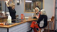 Rachel Johnson, Ashley James and Ann Widdecombe.<br /> Celebrity Big Brother 2018 - Day 2<br /> *Editorial Use Only*<br /> CAP/KFS<br /> Image supplied by Capital Pictures