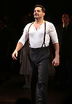 Ricky Martin.during the Broadway Opening Night Performance Curtain Call for 'EVITA' at the Marquis Theatre in New York City on 4/5/2012