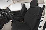 Front seat view of a 2014 Ram Ram Cargo Van Tradesman 4 Door Cargo Van Front Seat car photos