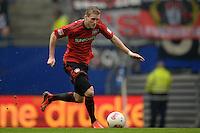 FUSSBALL   1. BUNDESLIGA   SAISON 2012/2013    34. SPIELTAG Hamburger SV - Bayer 04 Leverkusen                      18.05.2013 Andre Schuerrle (Bayer 04 Leverkusen) am Ball