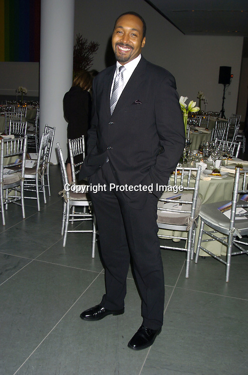 Jesse L Martin..at the NYC and Company dinner honoring leaders in ..Tourism:  including American Express's Ken Chenault, ..NBC Universal's Bob Wright, Nicole Miller and Joseph Spinnato  on December 13, 2004 at the Museum of Modern ..Art. ..Photo by Robin Platzer, Twin Images