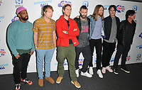 Maroon 5 (Adam Levine, James Valentine, Jessie Carmichael, Matt Flynn, Mickey Madden, PJ Morton Sam Farrar) at the Capital FM Summertime Ball 2019, Wembley Stadium, Wembley, London, England, UK, on Saturday 08th June 2019.<br /> CAP/CAN<br /> ©CAN/Capital Pictures