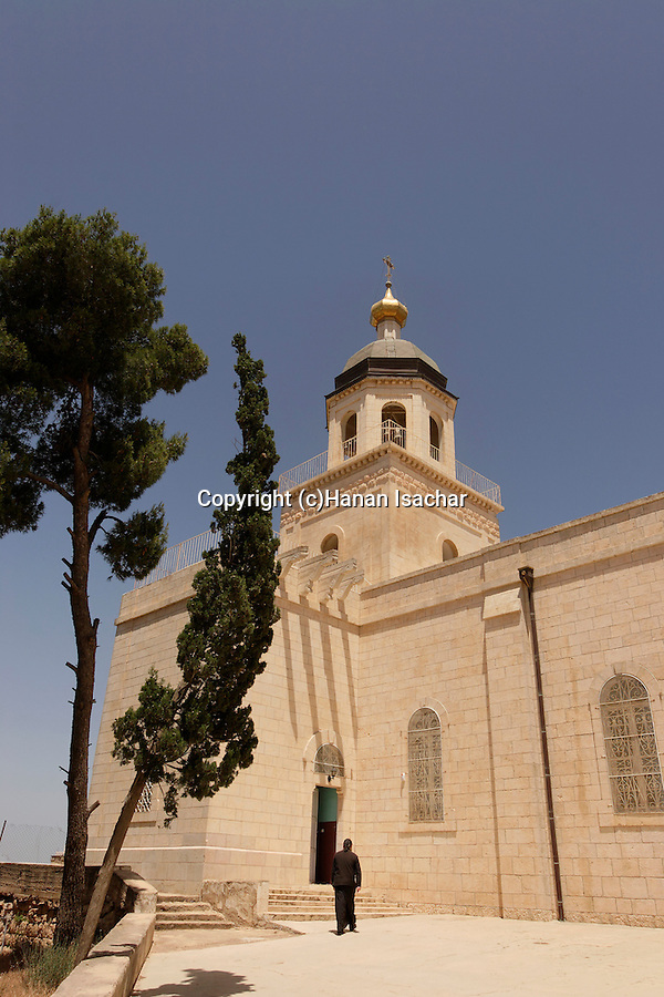 Judea, The Russian Orthodox Church in Hebron