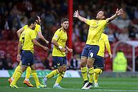 Brentford vs Oxford United 11-08-15