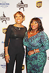 Robin Roberts honoree and Bevy Smith - Figure Skating in Harlem presents Champions in Life Benefit Gala on April 29, 2019 at Chelsea Pier, New York City, New York - (Photo by Sue Coflin/Max Photos)
