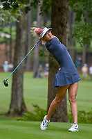 Michelle Wie (USA) watches her tee shot on 11 during round 1 of the U.S. Women's Open Championship, Shoal Creek Country Club, at Birmingham, Alabama, USA. 5/31/2018.<br /> Picture: Golffile   Ken Murray<br /> <br /> All photo usage must carry mandatory copyright credit (© Golffile   Ken Murray)