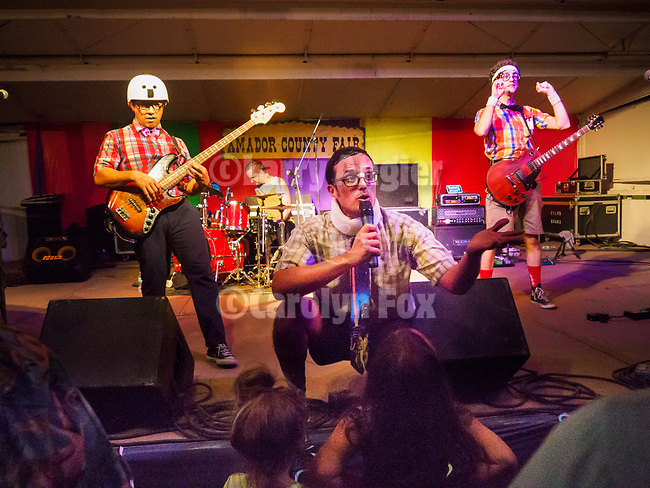 The Spazmatics, The 79th Amador County Fair, Plymouth, Calif.<br /> <br /> <br /> #AmadorCountyFair, #PlymouthCalifornia,<br /> #TourAmador, #VisitAmador,