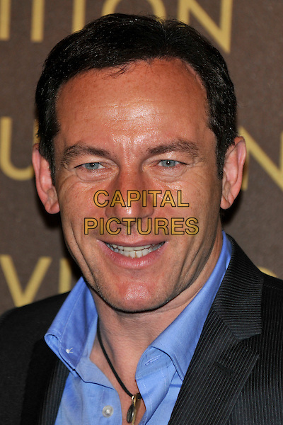 JASON ISAACS .attends the launch of the Louis Vuitton Bond Street Maison Store in London, England, UK, May 25th, 2010. .portrait headshot blue shirt smiling .CAP/PL.©Phil Loftus/Capital Pictures.