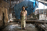 Daily life in the refugge camps in sittwe<br />