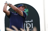 Phil Mickelson (USA) on the 14th during Round 2 of the Saudi International at the Royal Greens Golf and Country Club, King Abdullah Economic City, Saudi Arabia. 31/01/2020<br /> Picture: Golffile | Thos Caffrey<br /> <br /> <br /> All photo usage must carry mandatory copyright credit (© Golffile | Thos Caffrey)