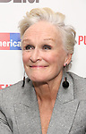 """Glenn Close attends the Opening Night Celebration for """"Mother of the Maid"""" on October 18, 2018 at the Public Theatre in New York City."""