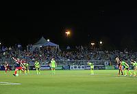 Boyds, MD - Wednesday Sept. 07, 2016: Christine Nairn during a regular season National Women's Soccer League (NWSL) match between the Washington Spirit and the Seattle Reign FC at Maureen Hendricks Field, Maryland SoccerPlex.