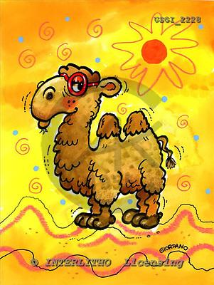 GIORDANO, CHILDREN BOOKS, BIRTHDAY, GEBURTSTAG, CUMPLEAÑOS, humor, paintings+++++,USGI2228,#BI#,#H# ,everyday ,everyday