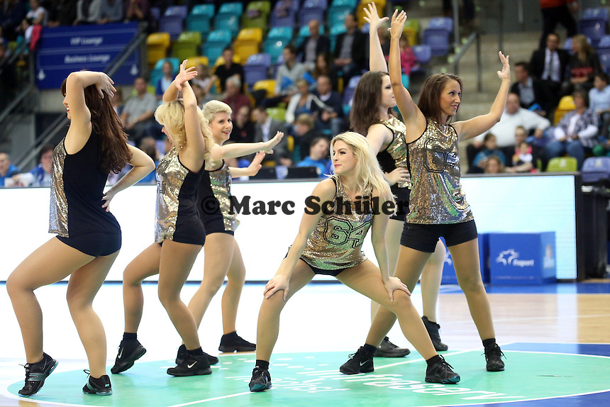 Fraport Skyliners Dance Team - Fraport Skyliners vs. EWE Baskets Oldenburg, Fraport Arena Frankfurt