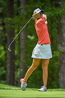 Anna Nordqvist (SWE) watches her tee shot on 11 during round 2 of the U.S. Women's Open Championship, Shoal Creek Country Club, at Birmingham, Alabama, USA. 6/1/2018.<br /> Picture: Golffile | Ken Murray<br /> <br /> All photo usage must carry mandatory copyright credit (&copy; Golffile | Ken Murray)