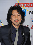 "HOLLYWOOD, CA. - October 19: Koji Yakusho arrives at the ""Astro Boy"" Los Angeles premiere at Grauman's Chinese Theatre on October 19, 2009 in Los Angeles, California."