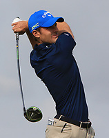 Andrea Pavan (ITA) on the 5th tee during Round 1 of the Bridgestone Challenge 2017 at the Luton Hoo Hotel Golf &amp; Spa, Luton, Bedfordshire, England. 07/09/2017<br /> Picture: Golffile | Thos Caffrey<br /> <br /> <br /> All photo usage must carry mandatory copyright credit     (&copy; Golffile | Thos Caffrey)