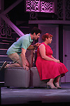 "Kevin Toniazzo-Naughton & Molly Tower star in ""It Shoulda Been You"" - a new musical comedy - at the Gretna Theatre, Mt. Gretna, PA on July 30, 2016.  (Photo by Sue Coflin/Max Photos)"