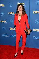 LOS ANGELES, USA. January 25, 2020: Finola Hughes at the 72nd Annual Directors Guild Awards at the Ritz-Carlton Hotel.<br /> Picture: Paul Smith/Featureflash