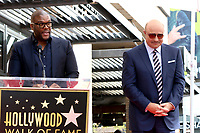 LOS ANGELES - FEB 21:  Tyler Perry and Dr Phil McGraw at the Dr Phil Mc Graw Star Ceremony on the Hollywood Walk of Fame on February 21, 2019 in Los Angeles, CA