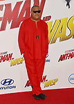 HOLLYWOOD, CA - JUNE 25: Laurence Fishburne arrives at the Premiere Of Disney And Marvel's 'Ant-Man And The Wasp' at the El Capitan Theatre on June 25, 2018 in Hollywood, California.