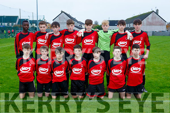 U14's St. Brendan's Park Team at the Park v Killorglin at Christy Leahy Park on Saturday