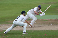 Nick Browne in batting action for Essex during Warwickshire CCC vs Essex CCC, Specsavers County Championship Division 1 Cricket at Edgbaston Stadium on 12th September 2019