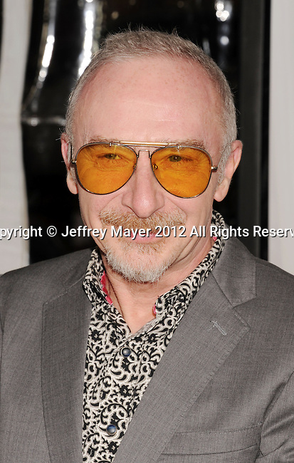 HOLLYWOOD, CA - DECEMBER 12: Graham Parker  arrives at the 'This Is 40' - Los Angeles Premiere at Grauman's Chinese Theatre on December 12, 2012 in Hollywood, California.